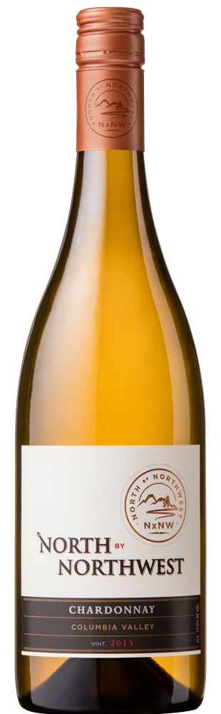 2015 North by Northwest <span> Columbia Valley Chardonnay </span> KE Product Image