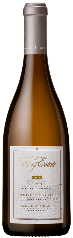 2016 King Estate <span> Croft Sauvignon Blanc </span> KE Product Image