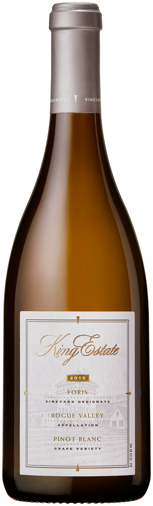 2016 King Estate <span> Foris Pinot Blanc </span> KE Product Image