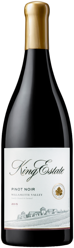 <span> 2015 King Estate Willamette Valley Pinot Noir 3L </span> Product Image